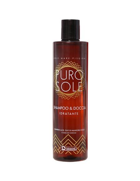 PURO SOLE SHAMPOO & DOCCIA ML.300