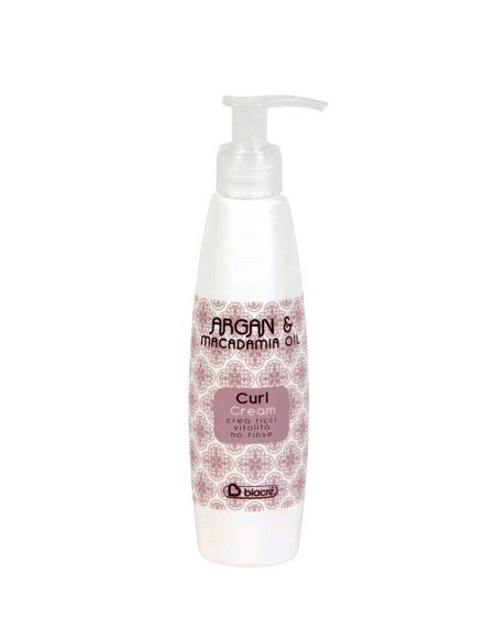 ARGAN CURL CREAM x riccio ML.200
