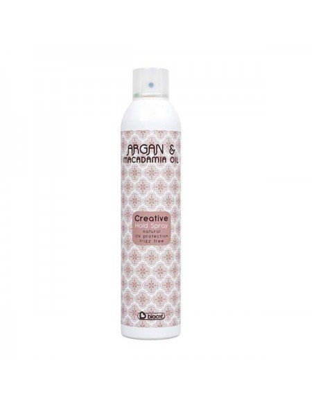ARGAN & MACADAMIA LACCA HOLD SPRAY