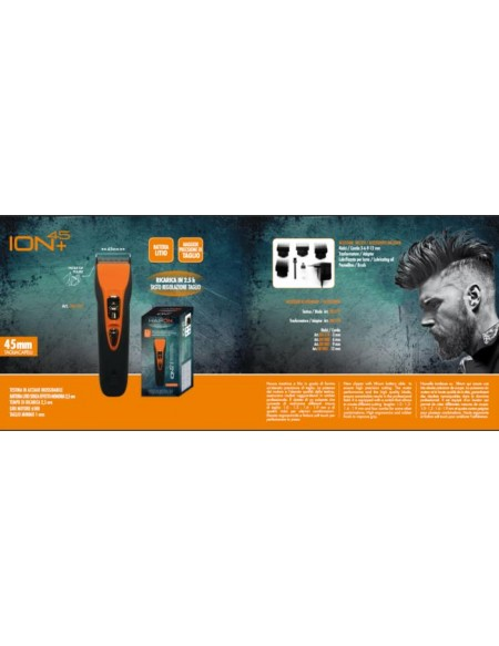 HAIRON Tosatrice Ion-45