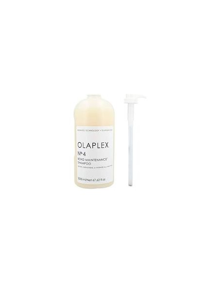 OLAPLEX n.4 BOND MAINTENANCE SHAMPO0