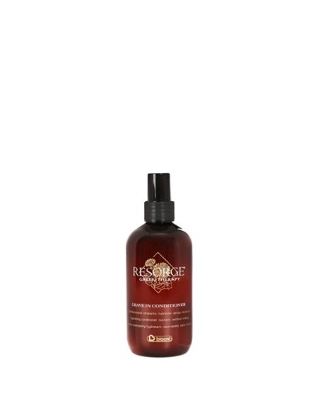 BIACRE' RESORGE GREEN THERAPY LEAVE IN CONDITIONER ML.250
